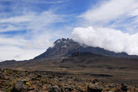 Peak Mawenzi Tanzania
