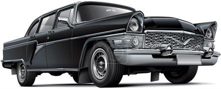 Soviet luxury car