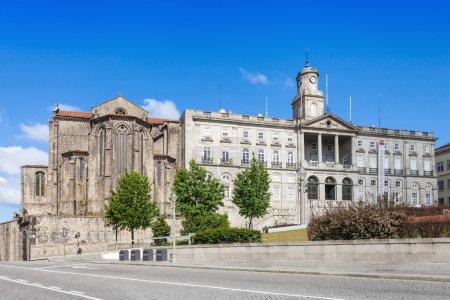 Palacio da Bolsa and Church