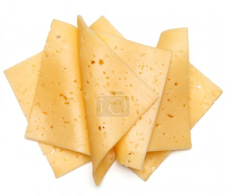 tasty Cheese slices
