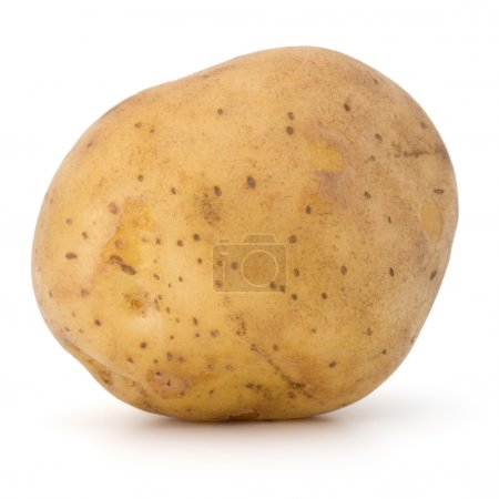 new potato tuber