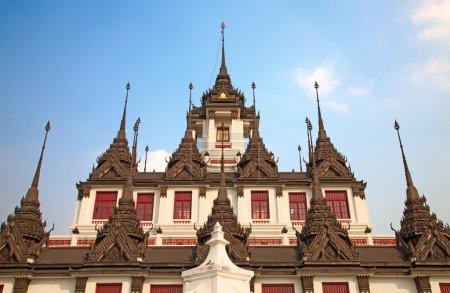 Iron temple Loha Prasat