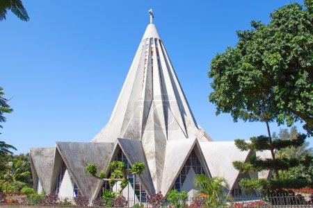 Church in Polana district of Maputo,