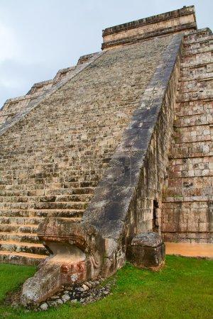 Ruins of the Chichen-Itza, Yucatan