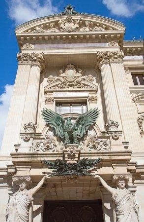 Grand opera in Paris