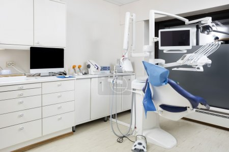 Modern Dentist Chair By Cabinets