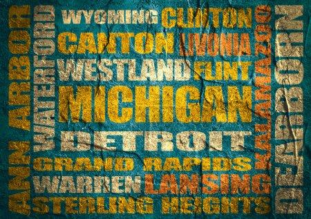 Michigan state cities list