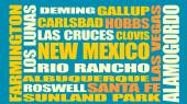 New Mexico state cities list