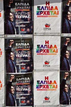 syriza posters