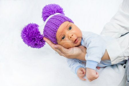 Photo for Close-up of the baby - Royalty Free Image