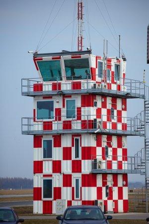 tour de contrôle de trafic aérien