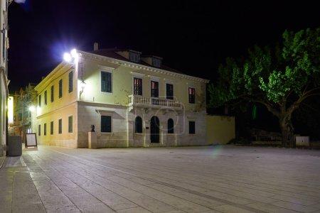 side street in  Croatia