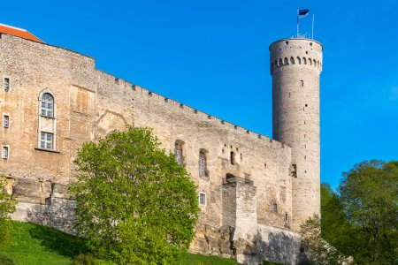 Toompea Castle. Tallinn, Estonia