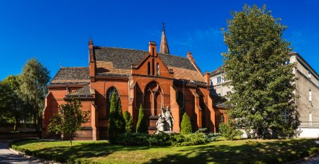 Chapel of Theological Faculty in Poznan, Poland