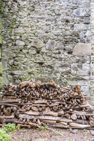 Rustless logs