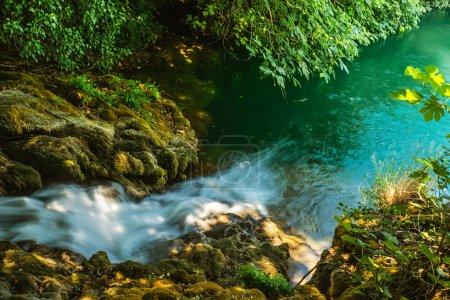 Krka National Park is one of Croatian