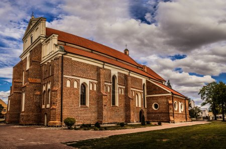 Katedra in Lomza Poland