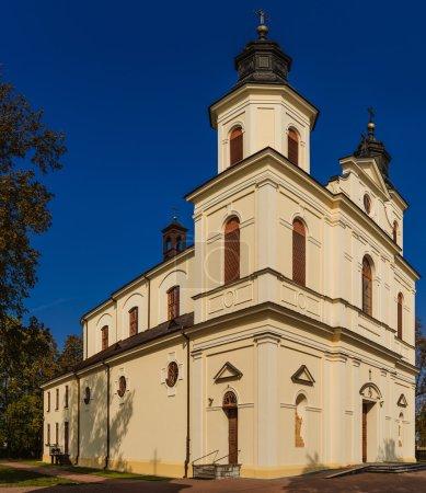 Parish of St. Stanislaus in Zbuczyn, Poland