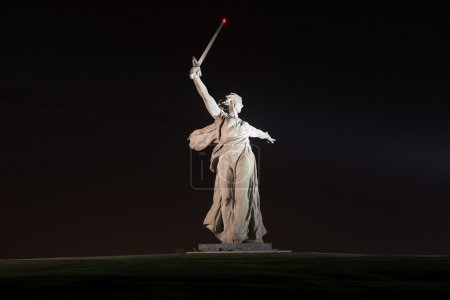 Monument of Motherland Calls