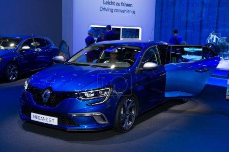 Renault Megane GT world premiere