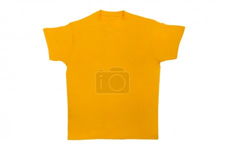 Photo for Isolated object on white -  t-shirts - Royalty Free Image