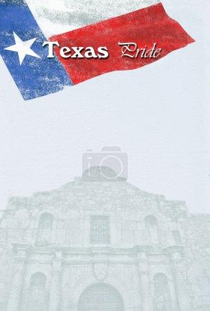 Texas Pride with Alamo..