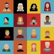 Постер, плакат: Game of Thrones characters icons emojis and cartoon