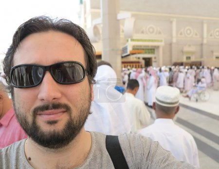 Journey to Hajj in Mecca