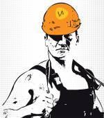 Men worker