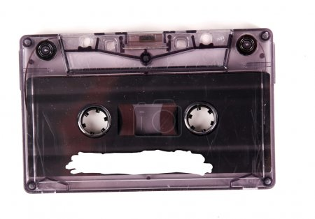 vintage Cassette on the table