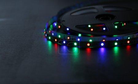 Led light ribbon