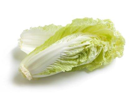 Organic lettuce slices