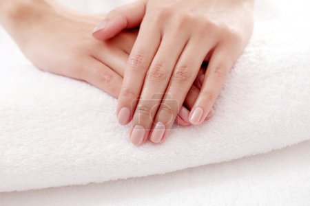 Soft and clean hands