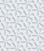 White perforated paper