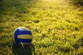 Starý fotbalový míč