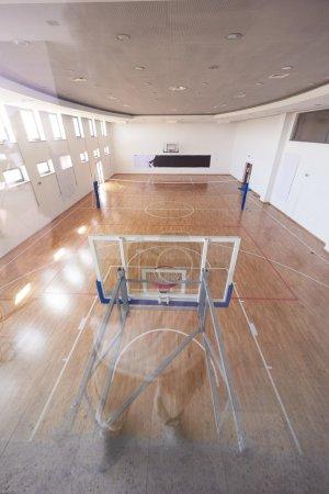 shool gym indoor