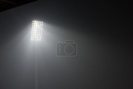 Soccer stadium lights