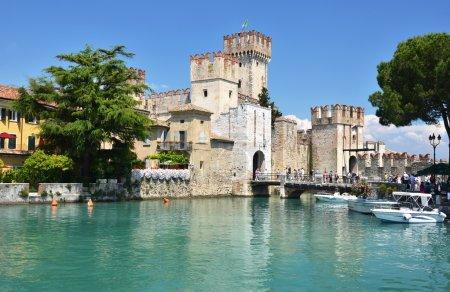 Medieval castle Scaliger