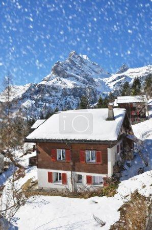 Ski resort Braunwald