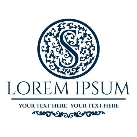 Logo S letter design