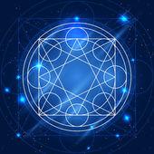 Vector Magic Geometry Sign