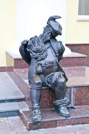 Fairy-tale characters Karabas-Barabas