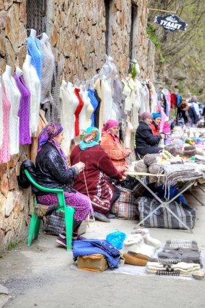 Women of Chegem canyon