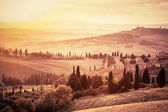 Wonderful Tuscany landscape