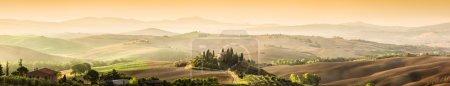 Tuscany, Italy landscape