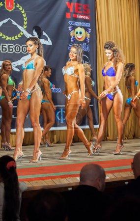 Participants in the category Women bikini