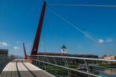 Zavěšený most pro pěší