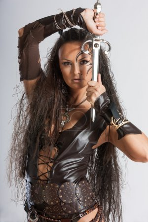 Warrior woman - Amazons