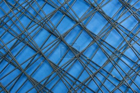 Cross wire net