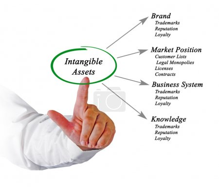 Diagram of Intangible Assets...